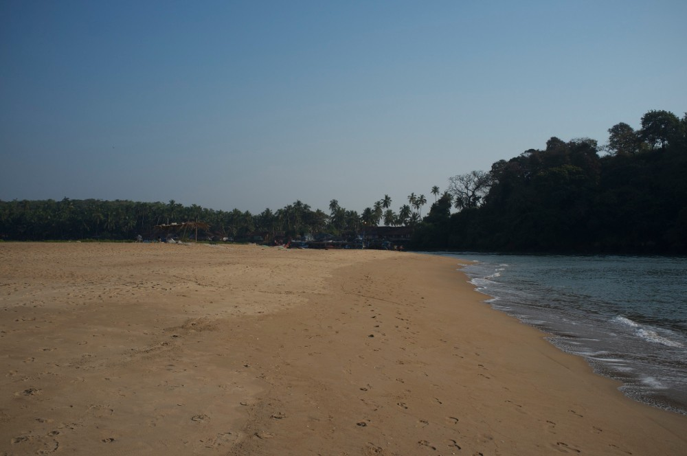 patnem beach south goa