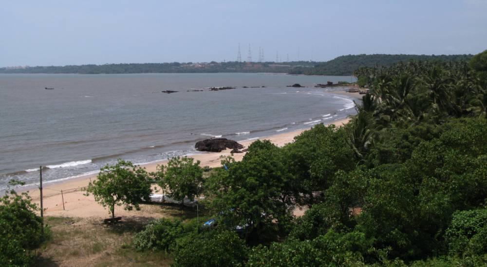 siridao beach south goa