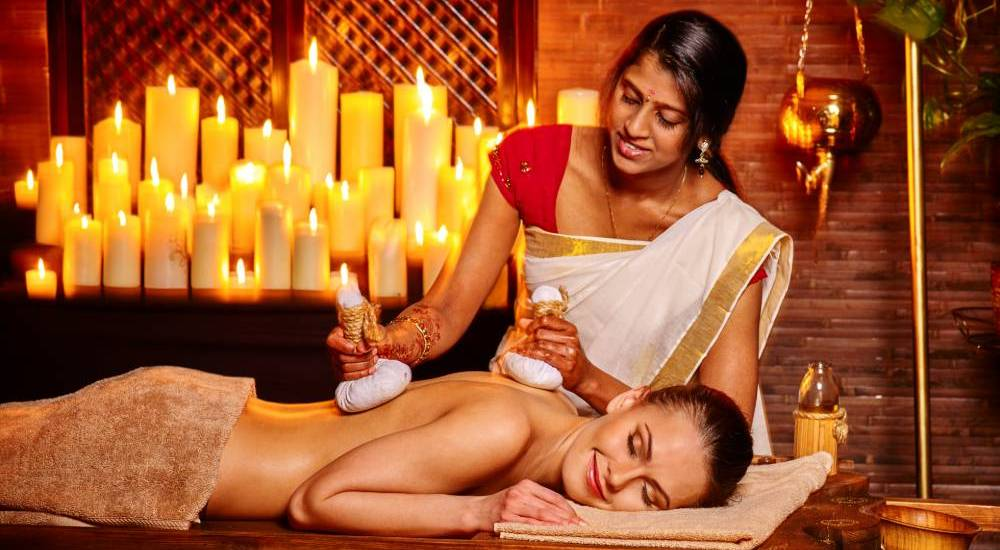 spa and massages