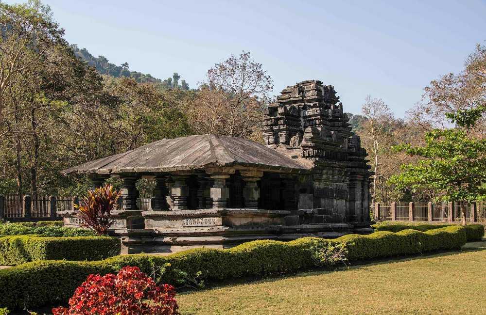 tambdi surla mahadev temple south goa
