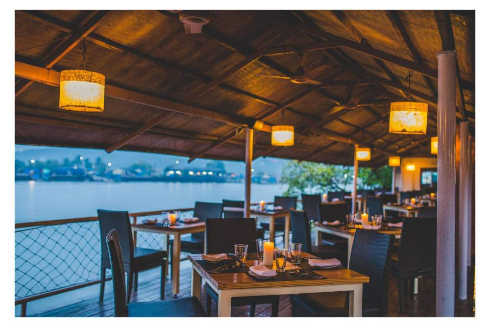 the fishrmans wharf south goa