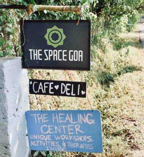 the space goa south goa
