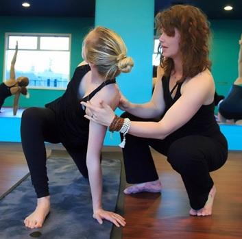 yoga teacher training in eugene
