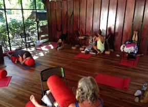 yoga teacher training in morocco