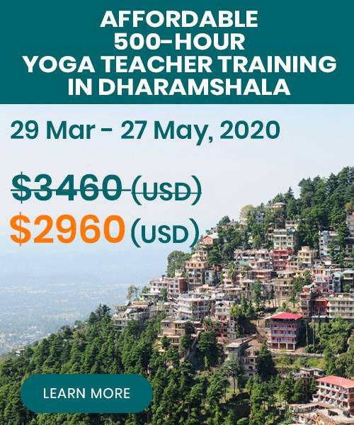 yoga teacher training india 300hr 2020