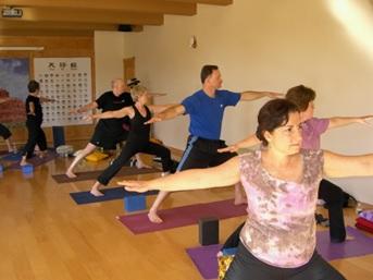 yoga teacher training maryland