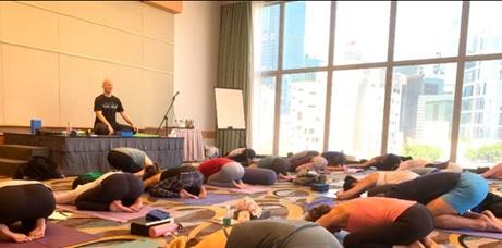 yoga teacher training new zealand