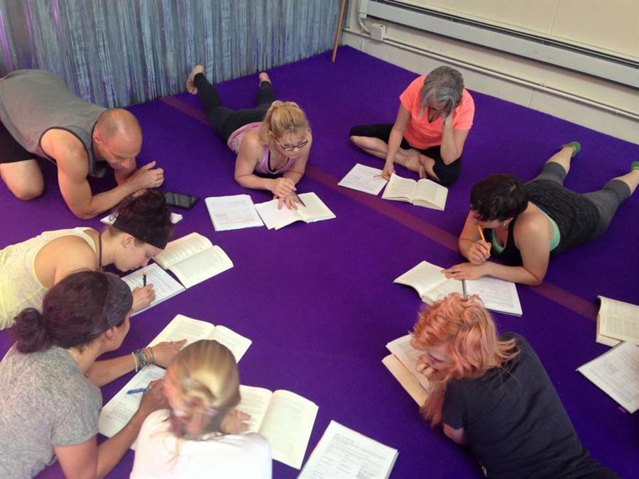 yoga teacher training pennsylvania