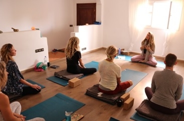 yoga teacher training programs morocco