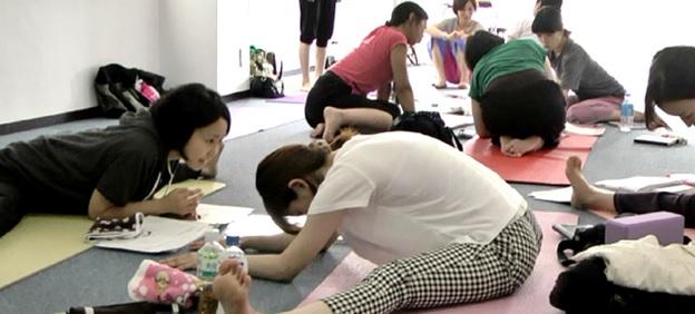 yoga teacher training programs tokyo