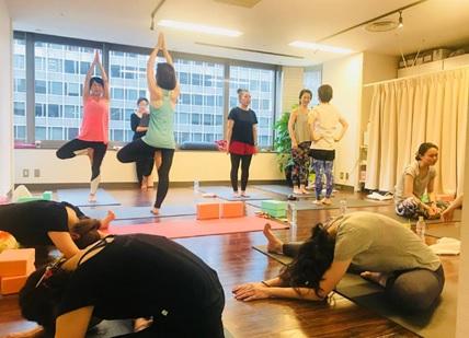 yoga teacher training tokyo