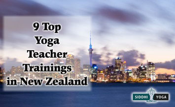 yoga teacher trainings in new zealand