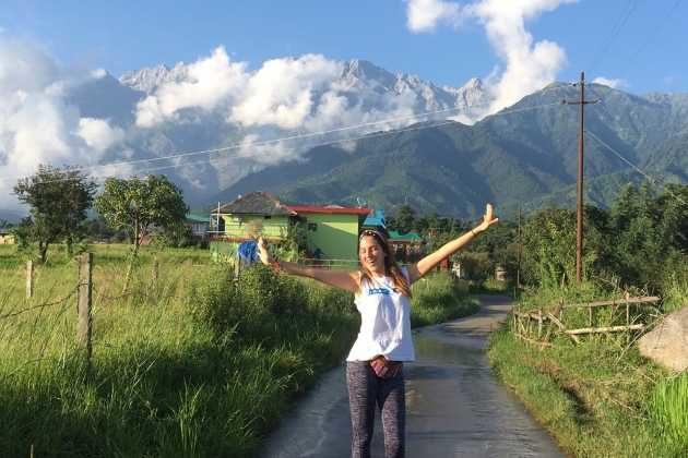 200 heures de formation de professeur de yoga à Dharamsala