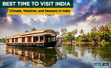 印度的气候天气季节