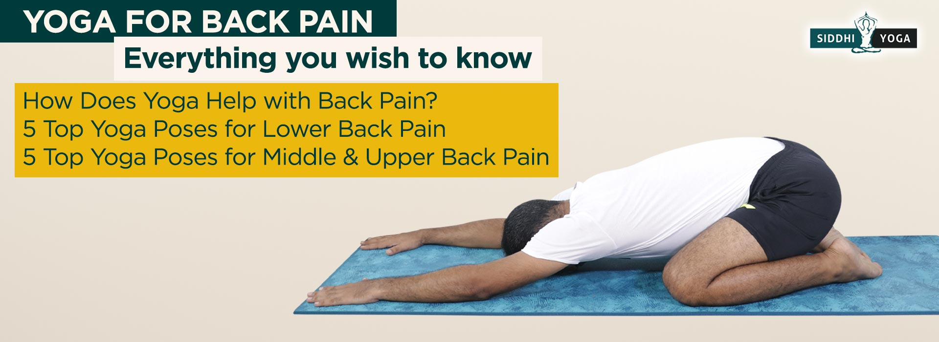 Yoga For Back Pain Everything You Wish To Know