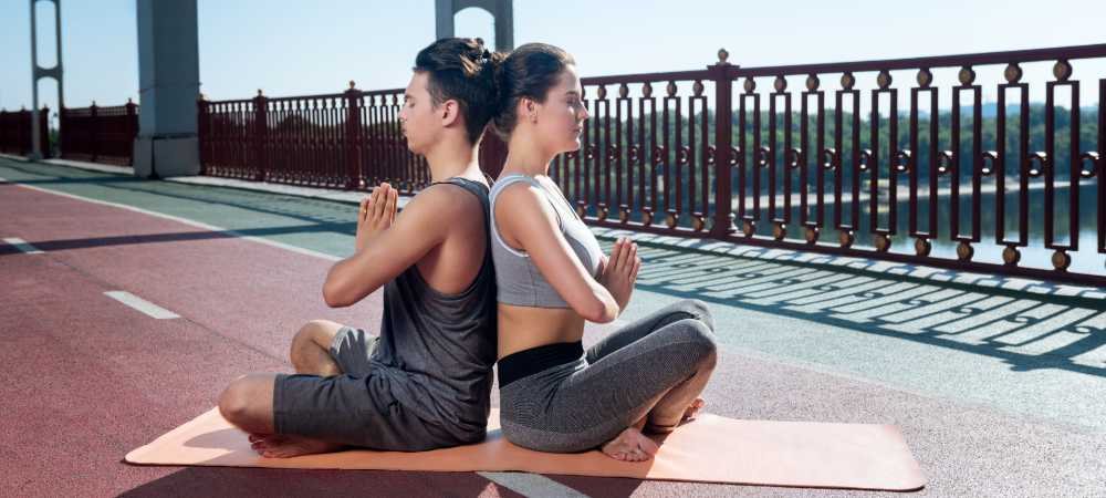 yoga poses for 2 seated breathing practice
