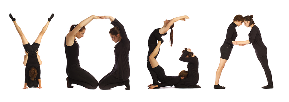 Hatha Yoga-Posen
