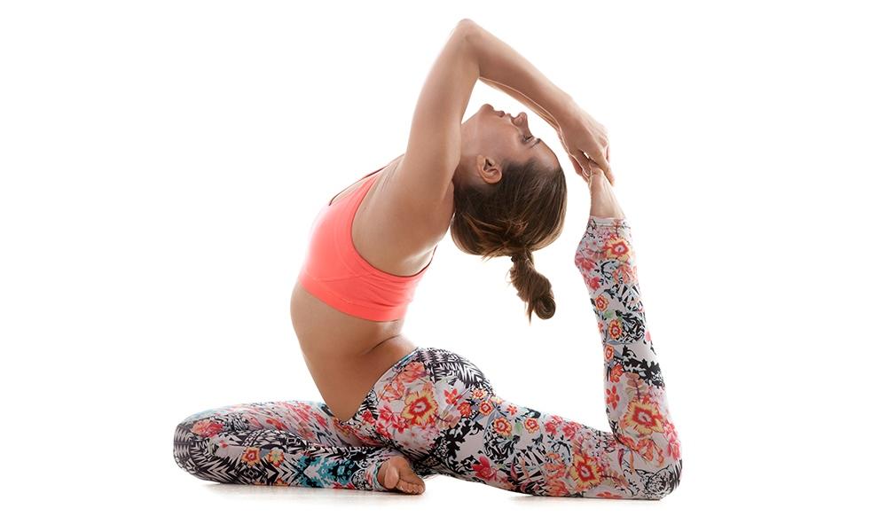 Hatha Yoga Sequenzierung