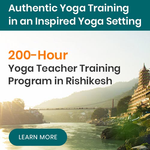200 hour yoga teacher training rishikesh 2020