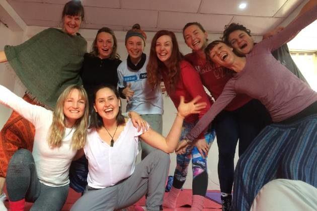 500 hour yoga teachers training dharamsala india