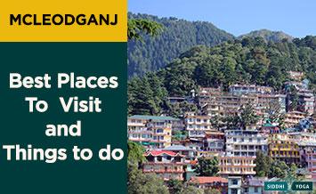 best places to visit in mcleodganj