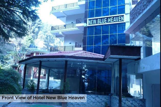 hote nouveau ciel bleu dharamkot