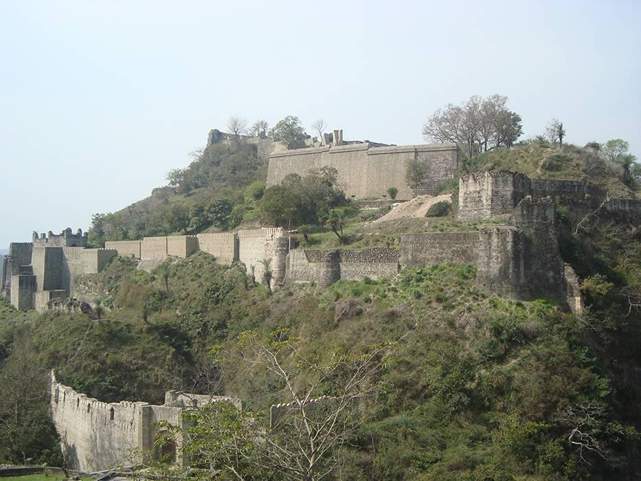 форт Кангра Маклеодгандж
