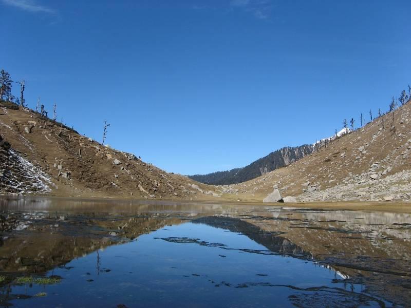 Озеро Карери Маклеодгандж