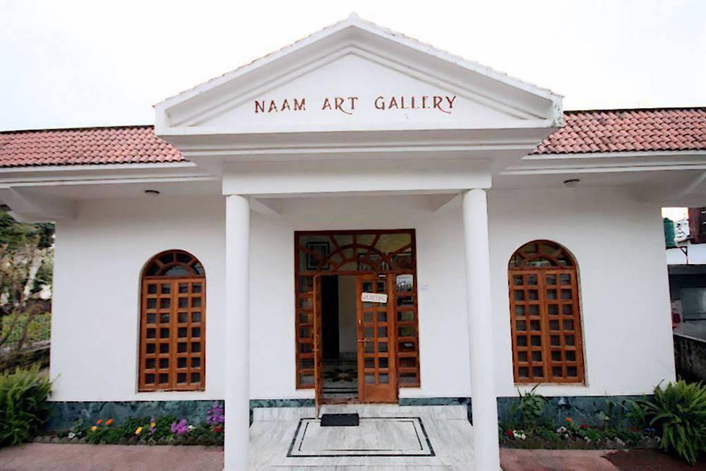 naam art gallery mcleodganj