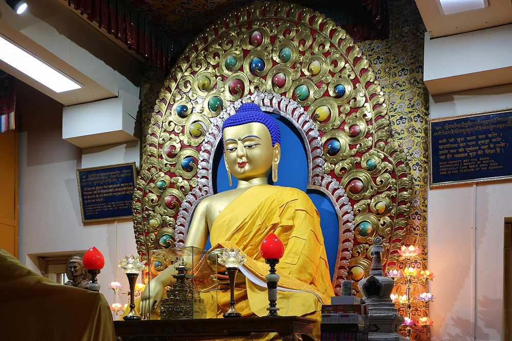 Намгьял монастырь Маклеодгандж