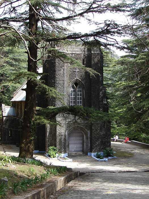 Церковь Святого Иоанна Маклеодгандж