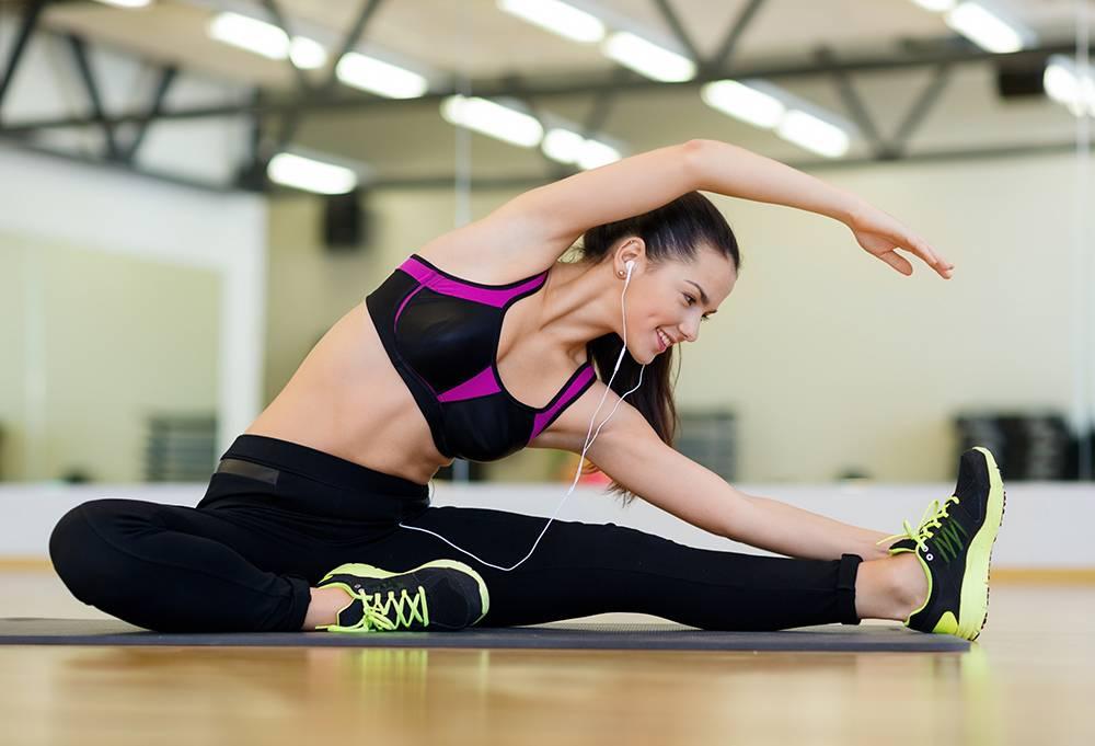 yoga para principiantes de flexibilidad