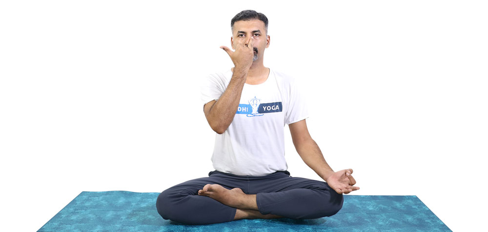 yoga postures for stress relief