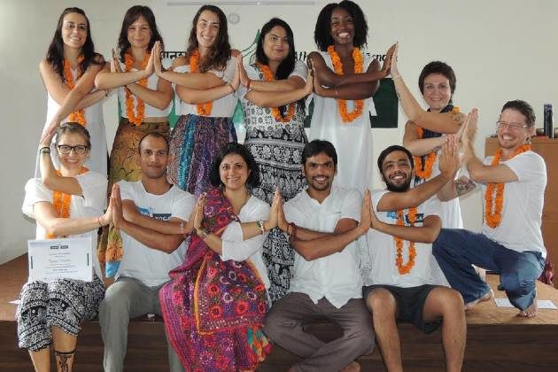 yoga teaching training india dharamshala