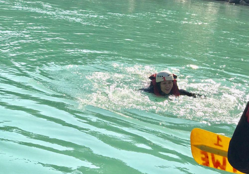 river rafting in rishikesh season