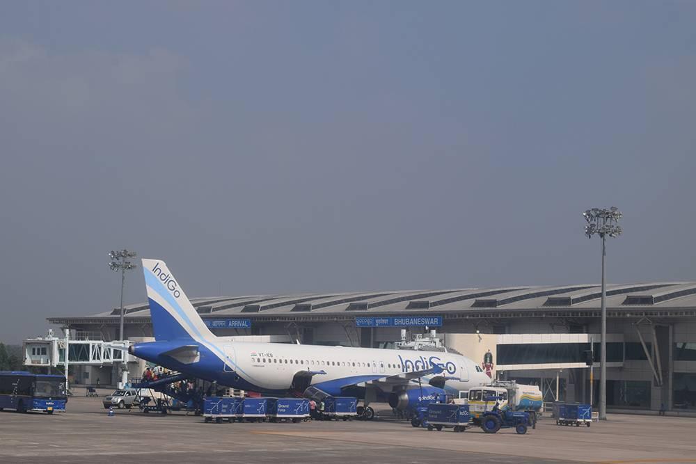 all airports in india biju patnaik international airport