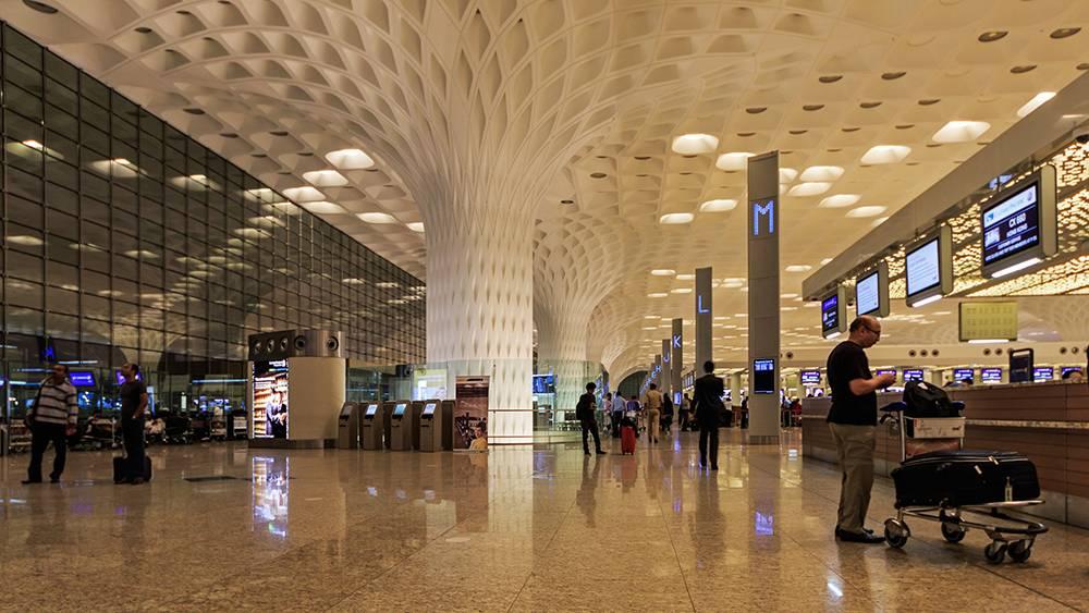 how many international airports in india chhatrapati shivaji maharaj international airport