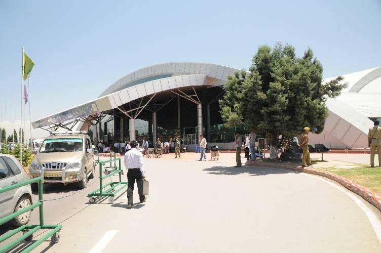 list of international airports in india sheikh ul alam international airport