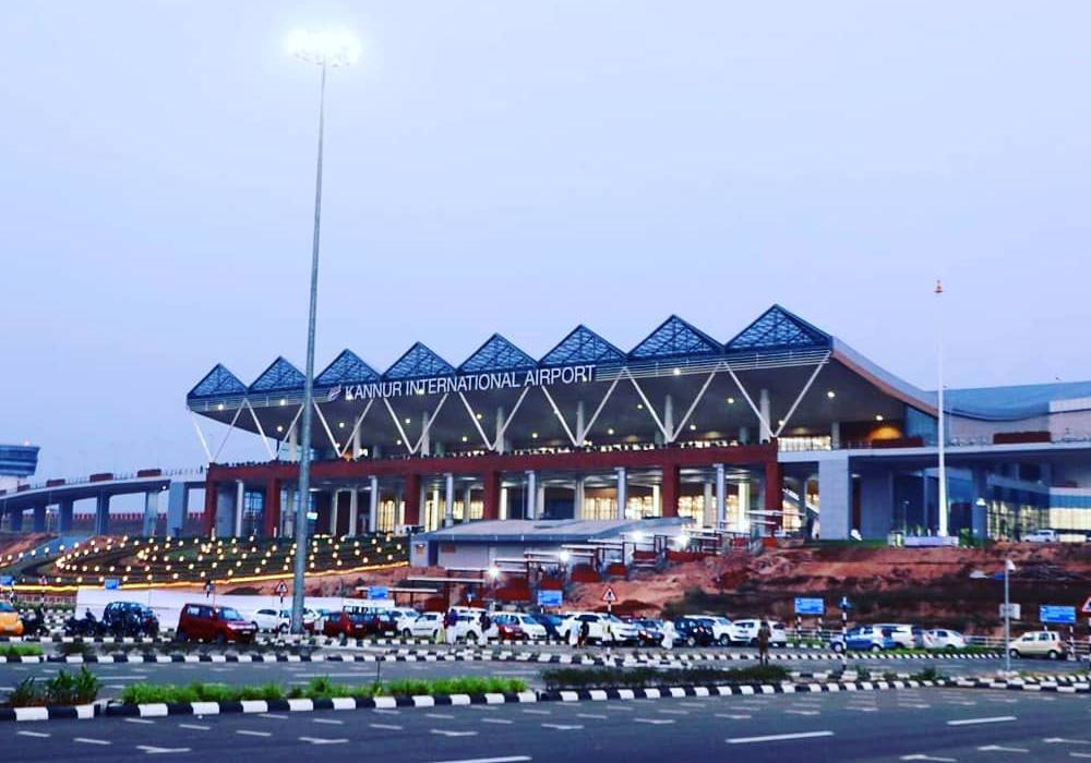 number of airports in india kannur international airport