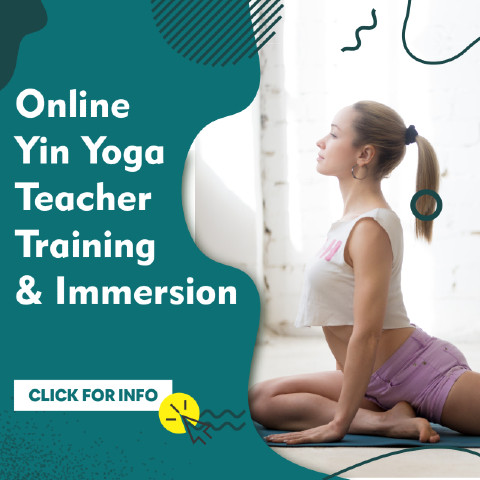 certificación en línea de yoga yin