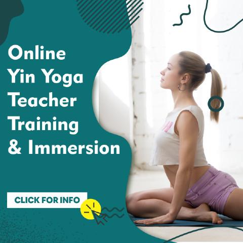 online yin yoga certification
