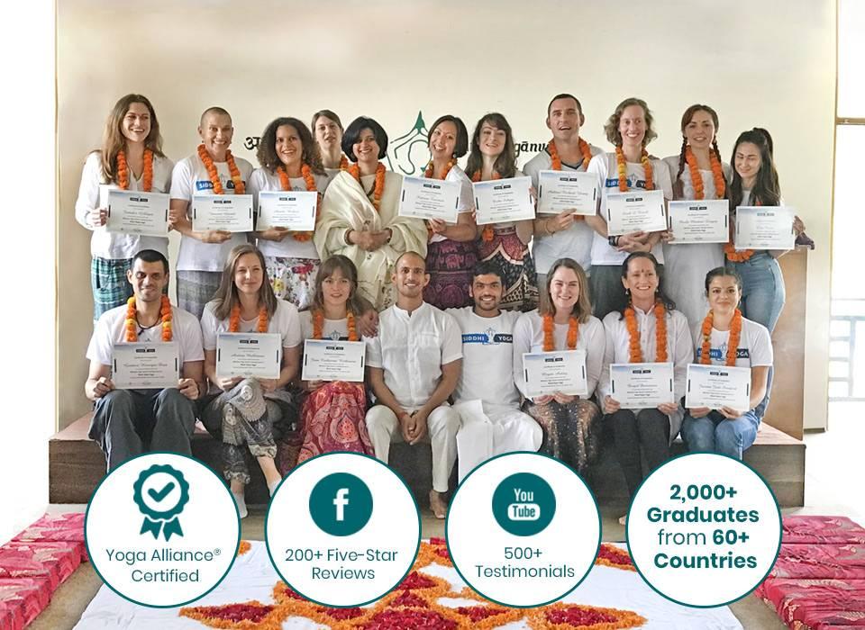 锡迪瑜伽教练培训2020