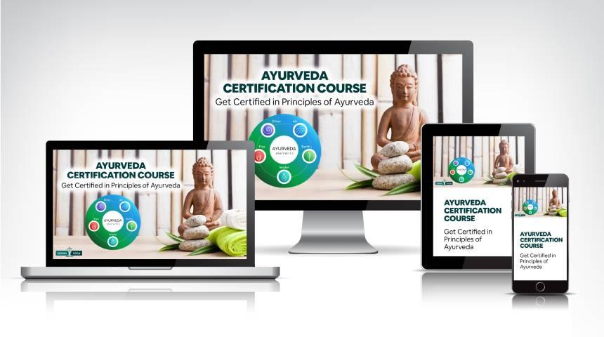 ayurveda certification course